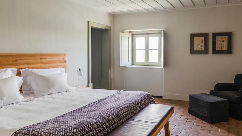 dormitorio habitación hotel
