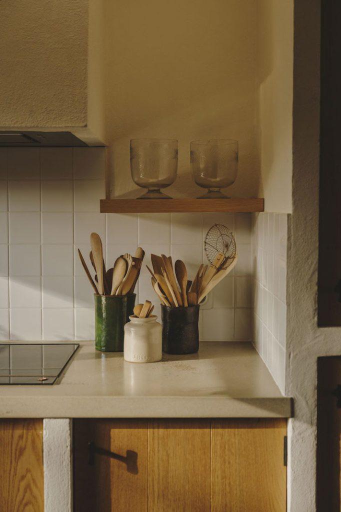 detalles utensilios cocina