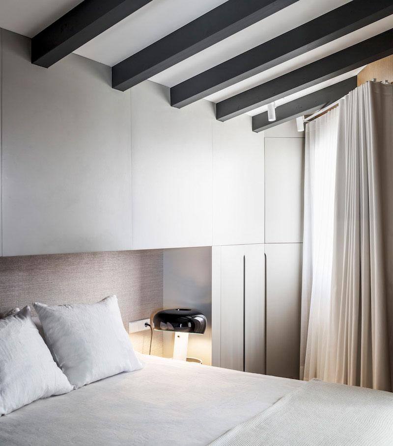 dormitorio calido