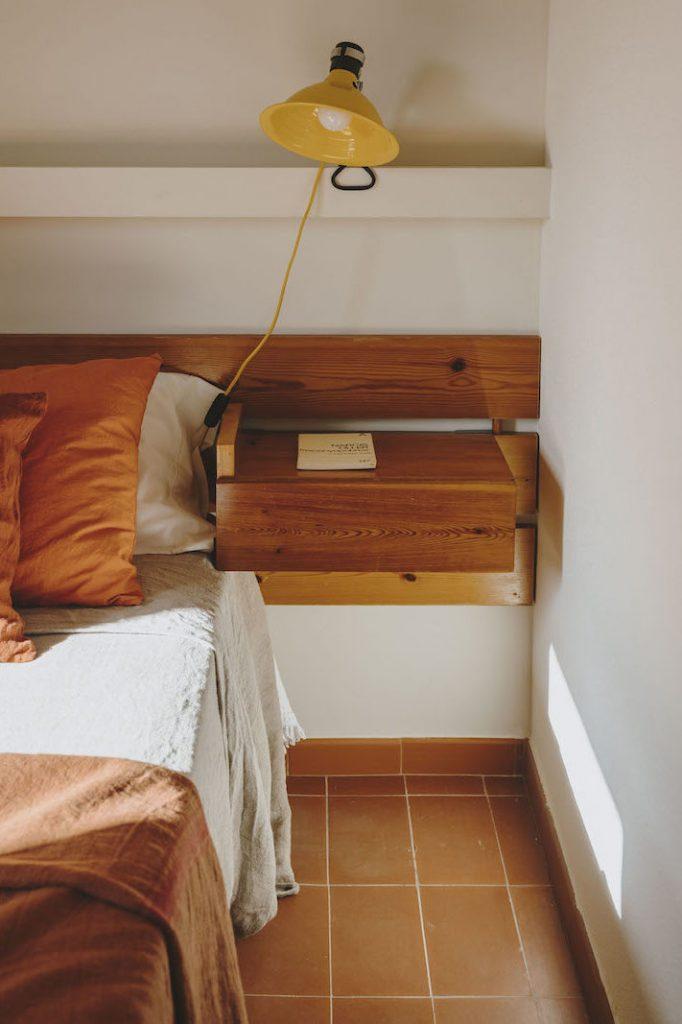 dormitorio lampara