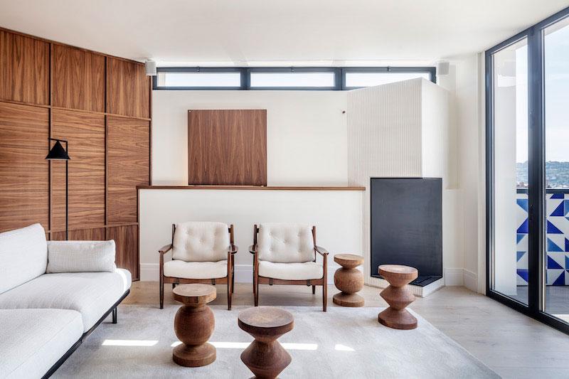 mobiliario calido salon
