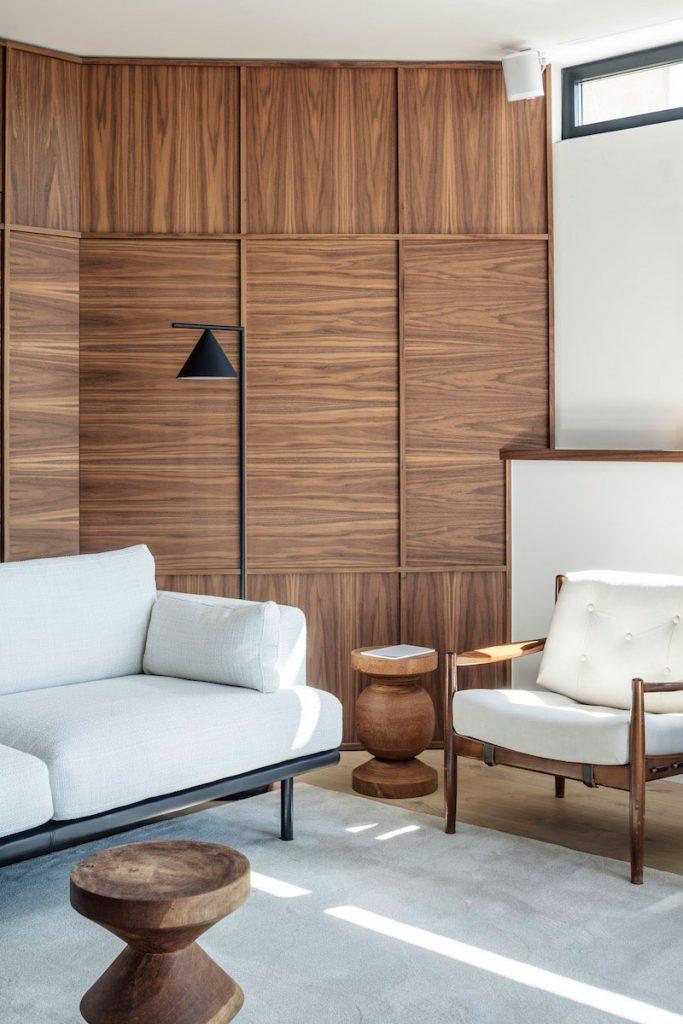detalle salon butacas sofa